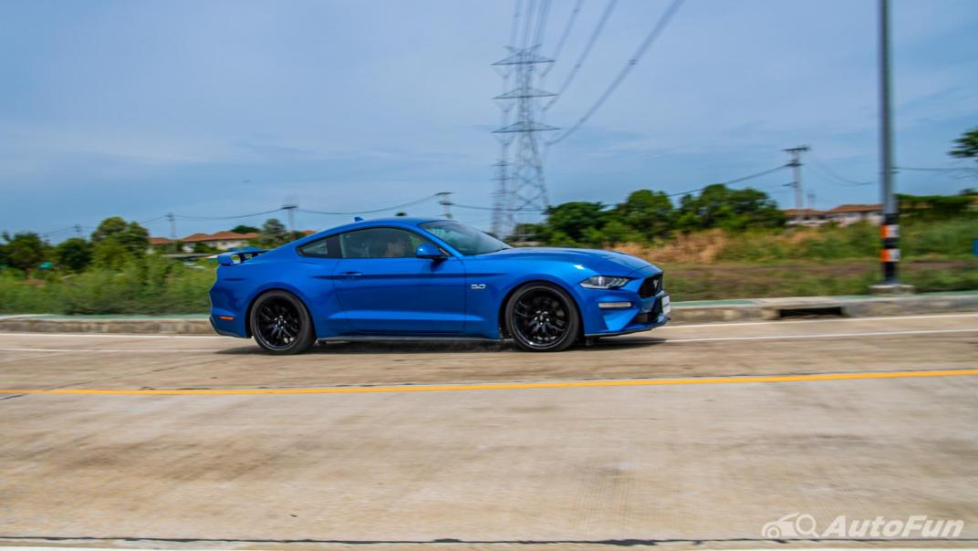 2020 Ford Mustang 5.0L GT Exterior 050