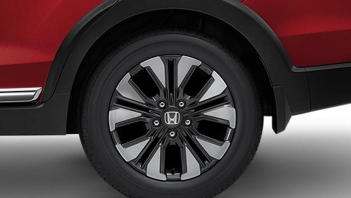 Honda BR-V Public 2020 Exterior 002