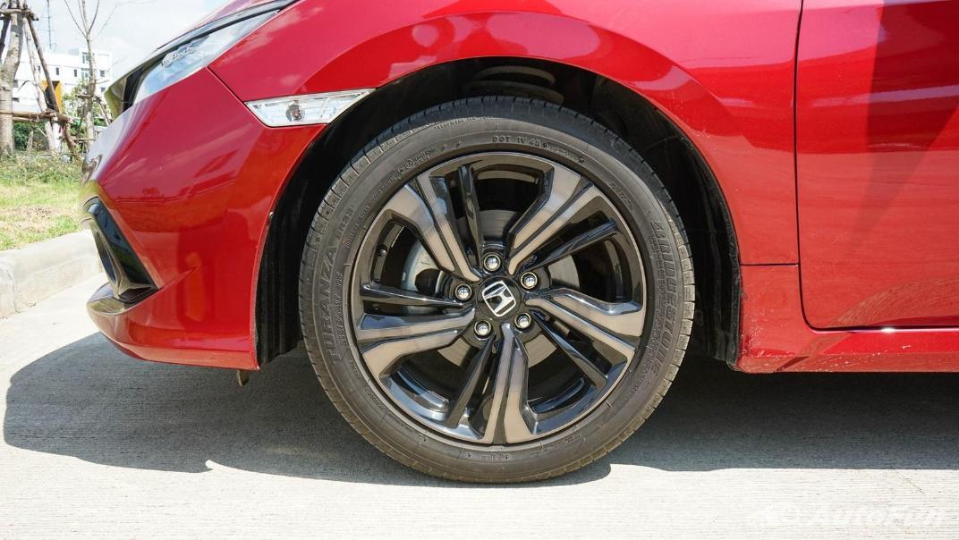 2020 Honda Civic 1.5 Turbo RS Exterior 029