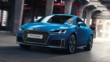 2021 Audi TT Coupé 45 TFSI quattro S line ราคารถ, รีวิว, สเปค, รูปภาพรถในประเทศไทย   AutoFun