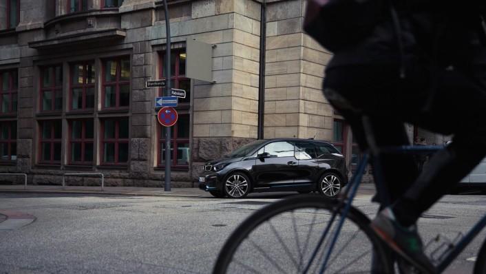 BMW I3S 2020 Exterior 004