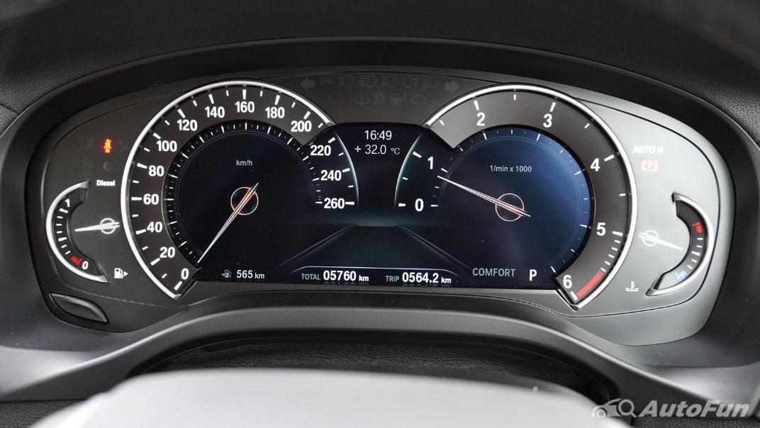 2020 BMW X3 2.0 xDrive20d M Sport Interior 004
