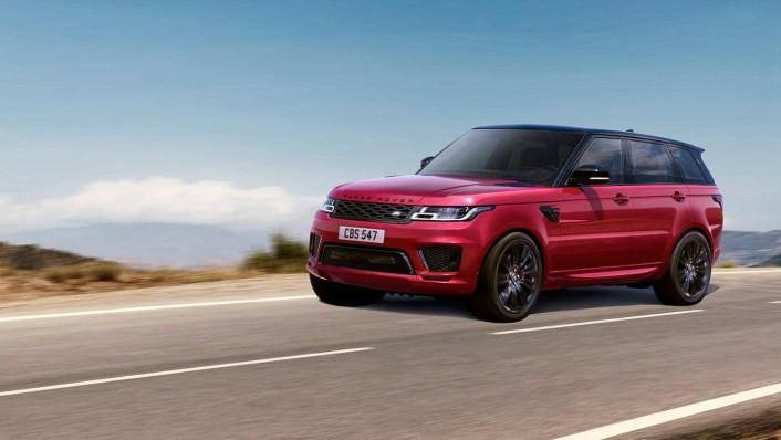 Land Rover Range Rover Sport Public 2020 Exterior 001