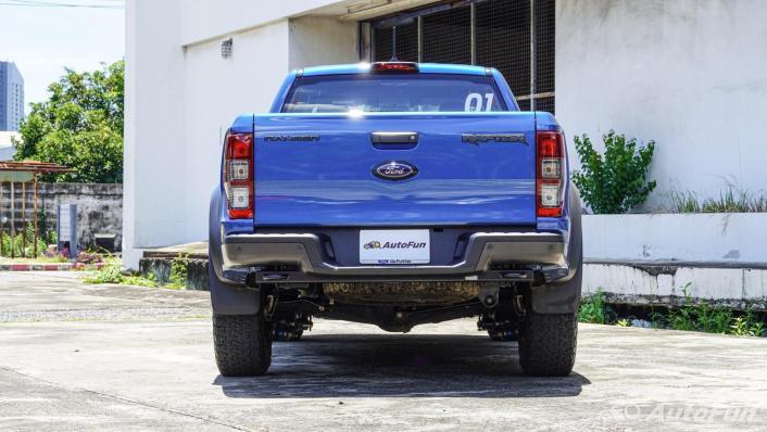 Ford Ranger Raptor 2.0L EcoBlue Exterior 006
