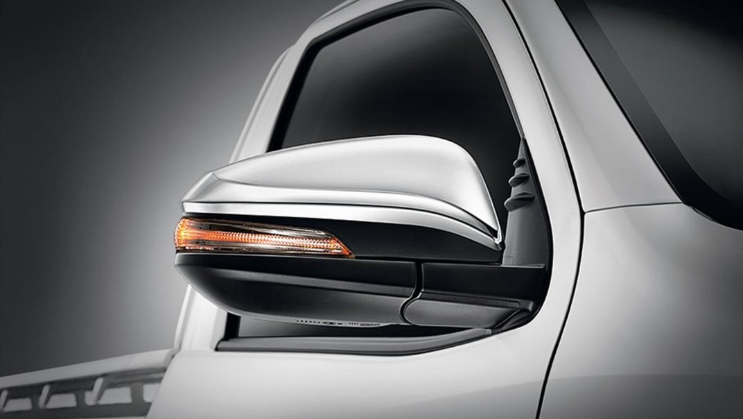 Toyota Hilux Revo Standard Cab 2020 Exterior 008