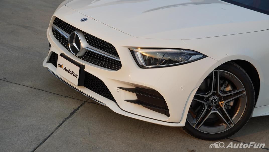 2021 Mercedes-Benz CLS 220 d AMG Premium Exterior 010
