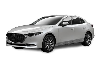 2020 2.0 Mazda 3 Sedan SP