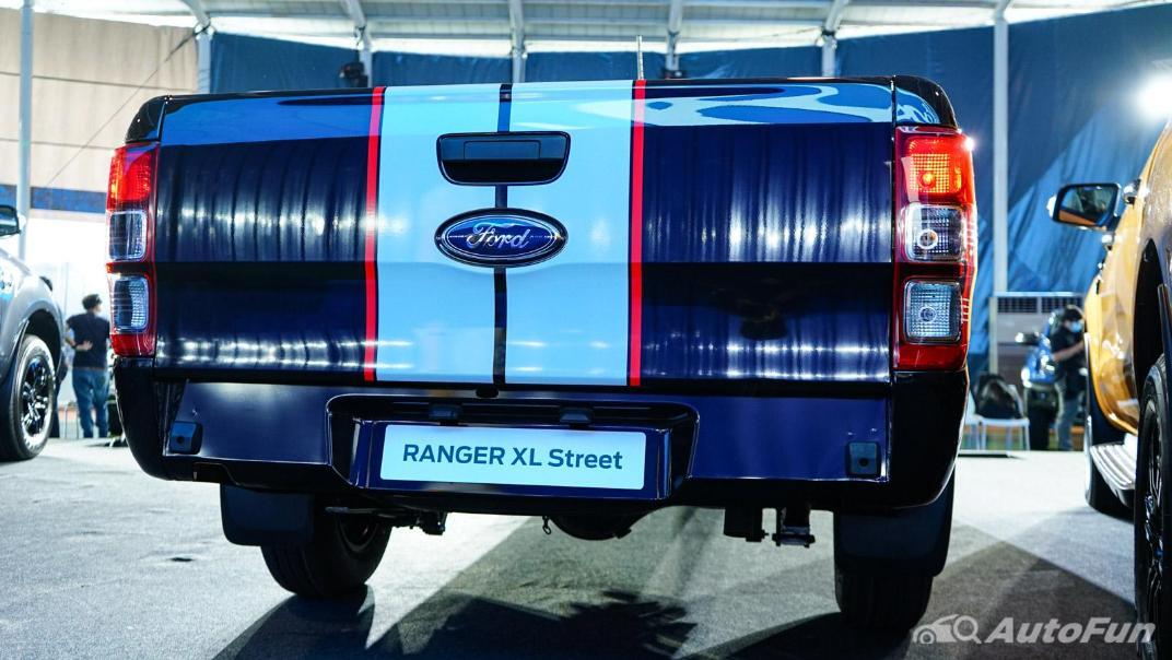 2021 Ford Ranger XL Street Exterior 014