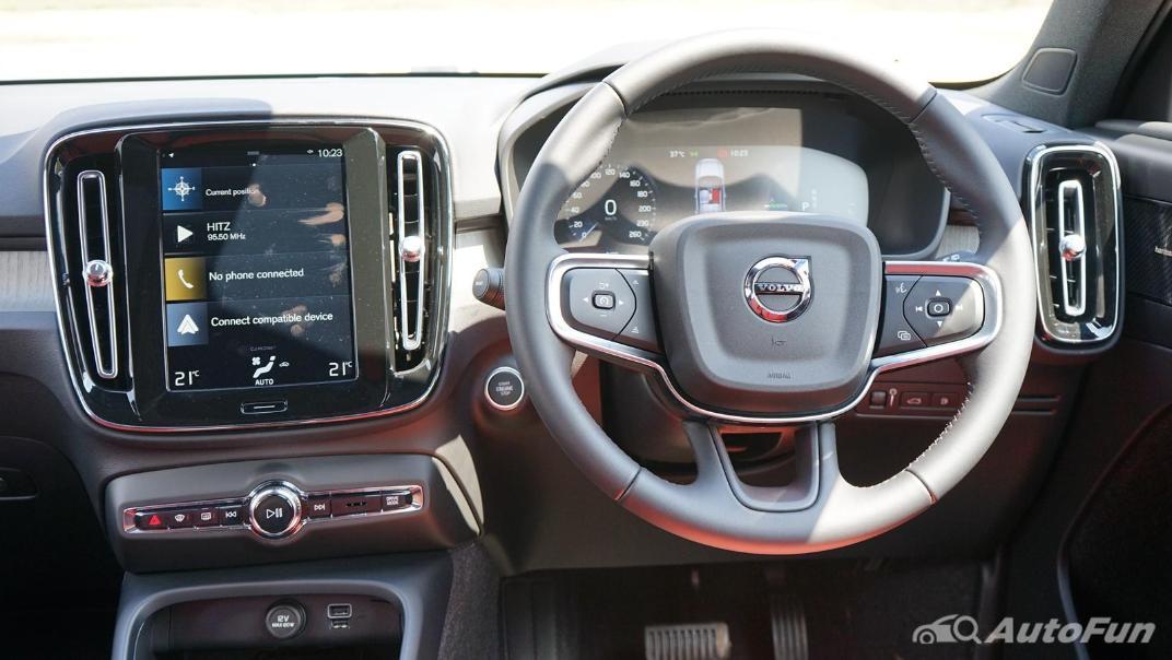 2020 Volvo XC 40 2.0 R-Design Interior 002