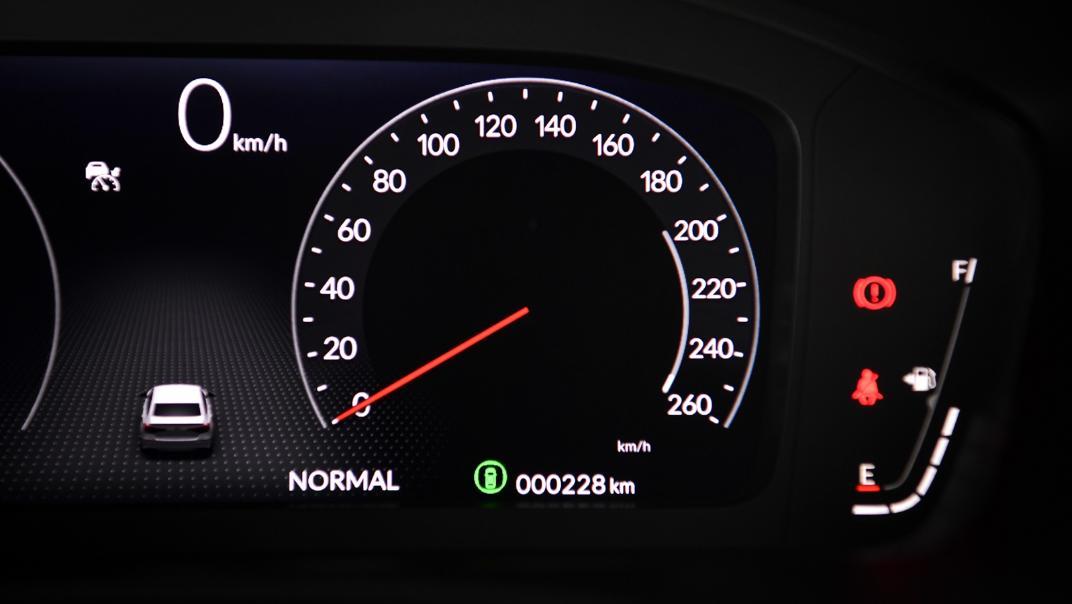 2022 Honda Civic RS Interior 045