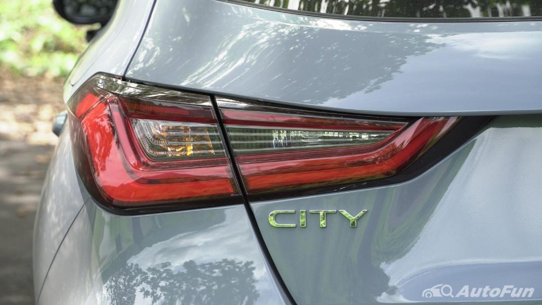 2021 Honda City Hatchback e:HEV RS Exterior 027