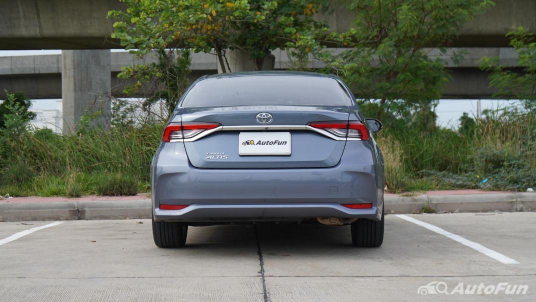 2021 Toyota Corolla Altis 1.8 Sport Exterior 006