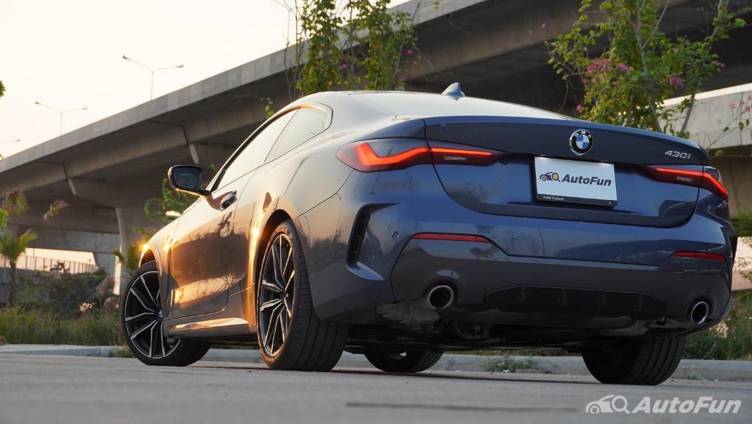 2020 BMW 4 Series Coupe 2.0 430i M Sport Exterior 054