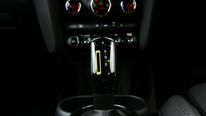 2021 Mini Cooper-Se Electric Interior 010
