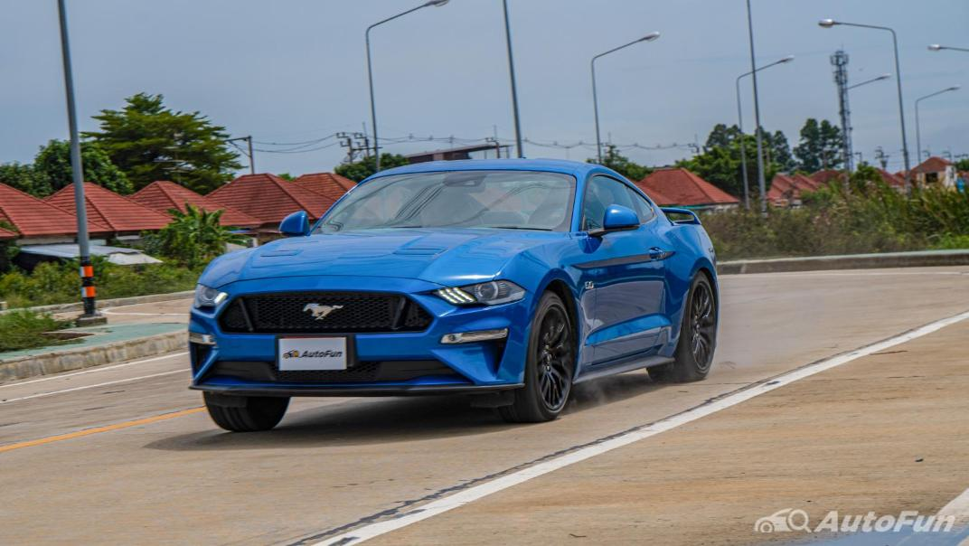 2020 Ford Mustang 5.0L GT Exterior 043