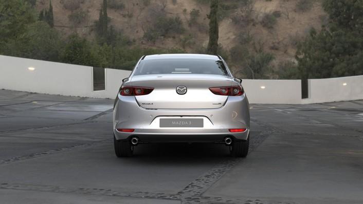 Mazda 3 Sedan 2020 Exterior 008