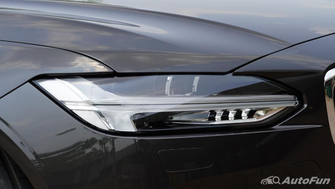 2021 Volvo S90 Recharge Exterior 014