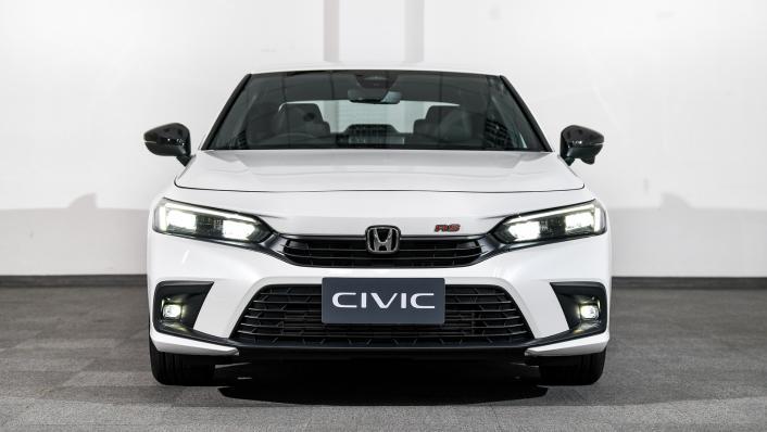 2022 Honda Civic RS Exterior 009