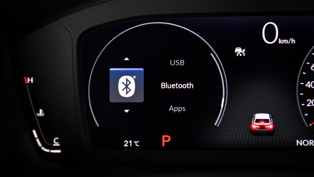 2022 Honda Civic RS Interior 040