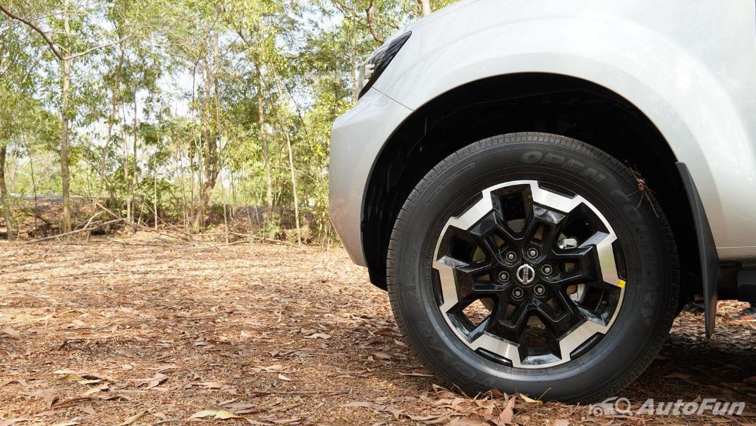 2021 Nissan Navara Double Cab 2.3 4WD VL 7AT Exterior 065