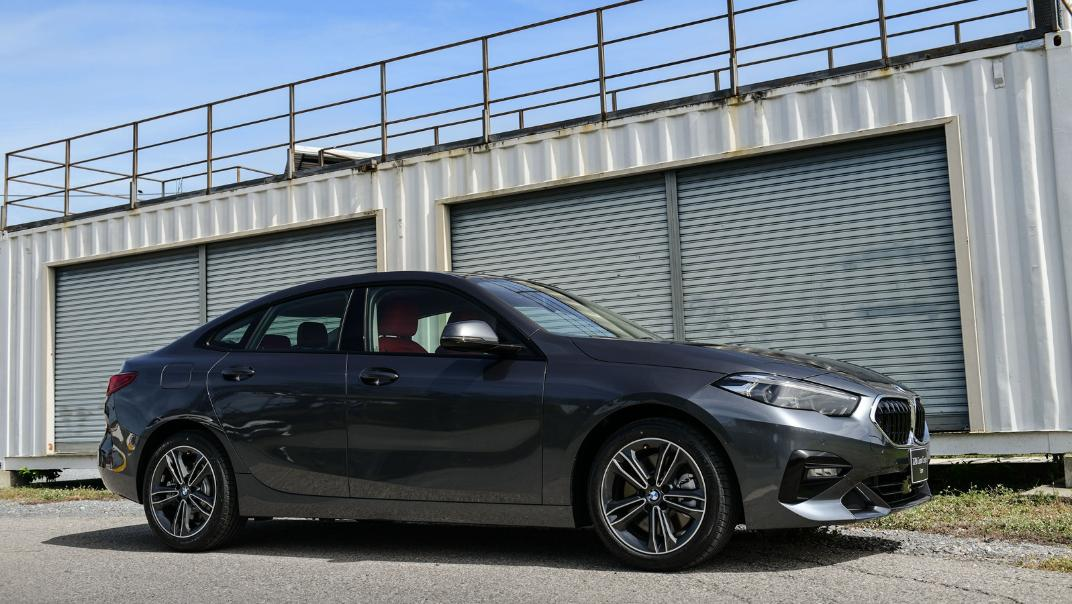 2021 BMW 2 Series Gran Coupe 220i Sport Exterior 030