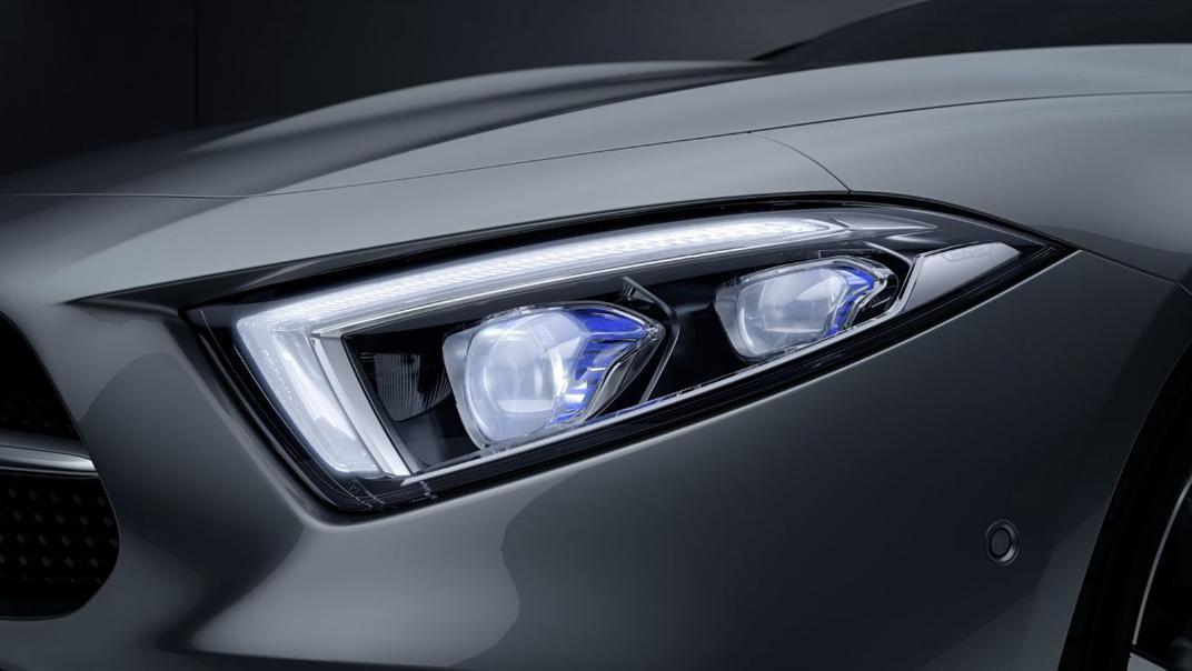 Mercedes-Benz CLS-Class Coupe Public 2020 Exterior 008