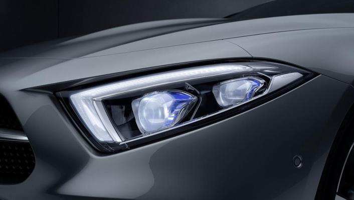 Mercedes-Benz CLS-Class Coupe 2020 Exterior 008