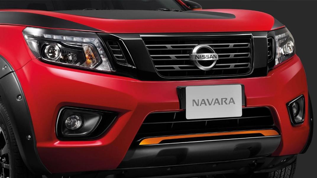 Nissan Navara 2020 Exterior 008