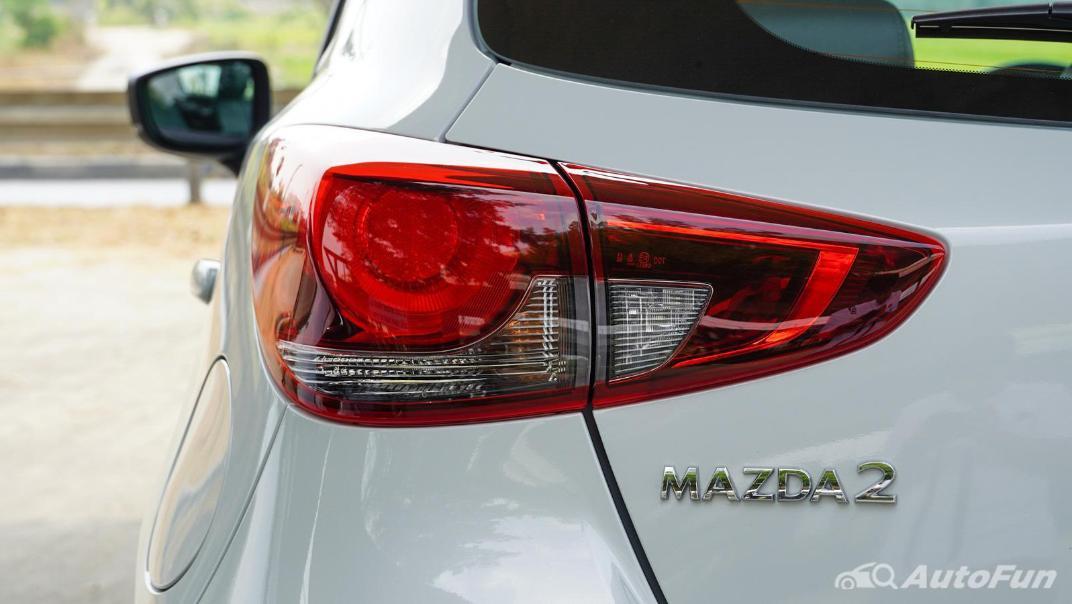 2020 Mazda 2 Hatchback 1.5 XDL Sports Exterior 013