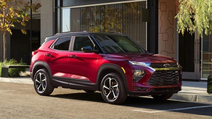 Chevrolet Trailblazer 2020 Exterior 006