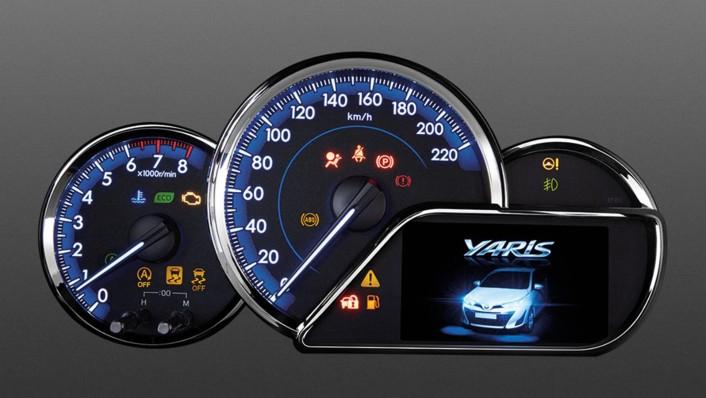 Toyota Yaris Public 2020 Interior 005