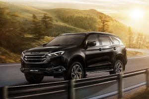2021 Isuzu MU-X เปิดตัวจะสามารถเอาชนะคู่แข่ง Toyota Fortuner ได้ไหม?