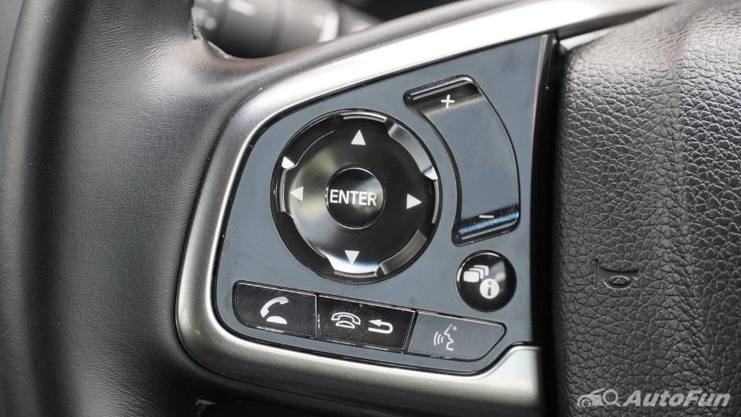 2020 Honda CR-V 2.4 ES 4WD Interior 003