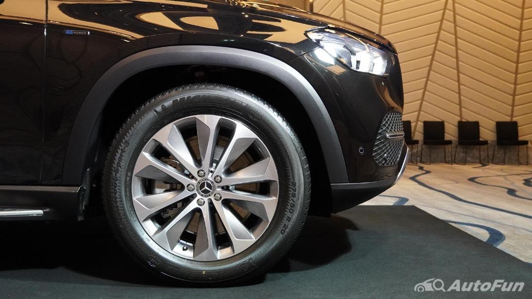 2021 Mercedes-Benz GLE-Class 350 de 4MATIC Exclusive Exterior 071