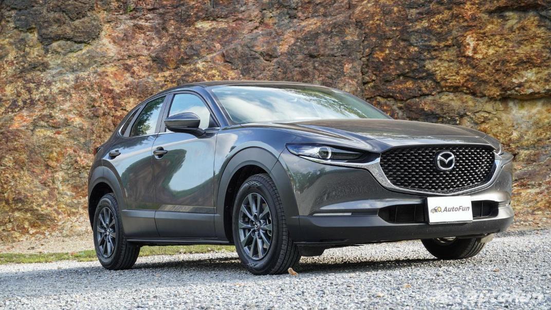 2020 Mazda CX-30 2.0 C Exterior 042
