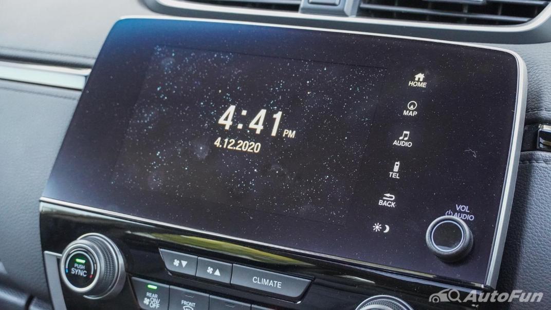 2020 1.6 Honda CR-V DT-EL 4WD Interior 022