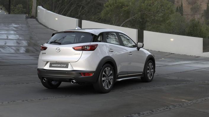 Mazda CX-3 2020 Exterior 006