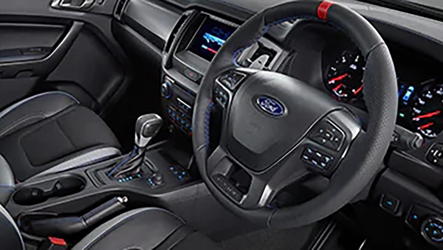 Ford Ranger Raptor 2020 Interior 001