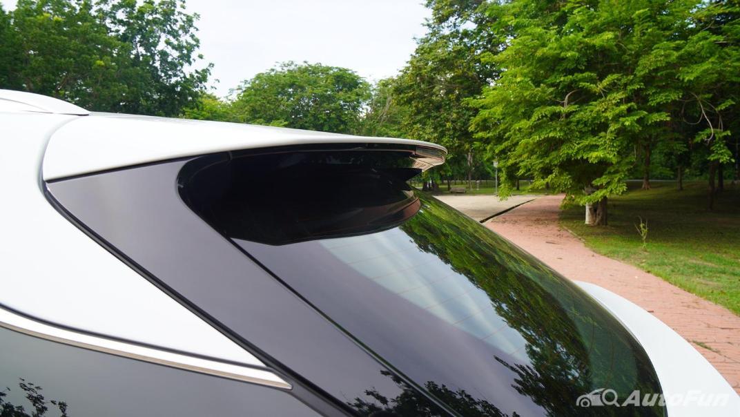 2020 Lexus RX 3.5 350 F Sport Exterior 042