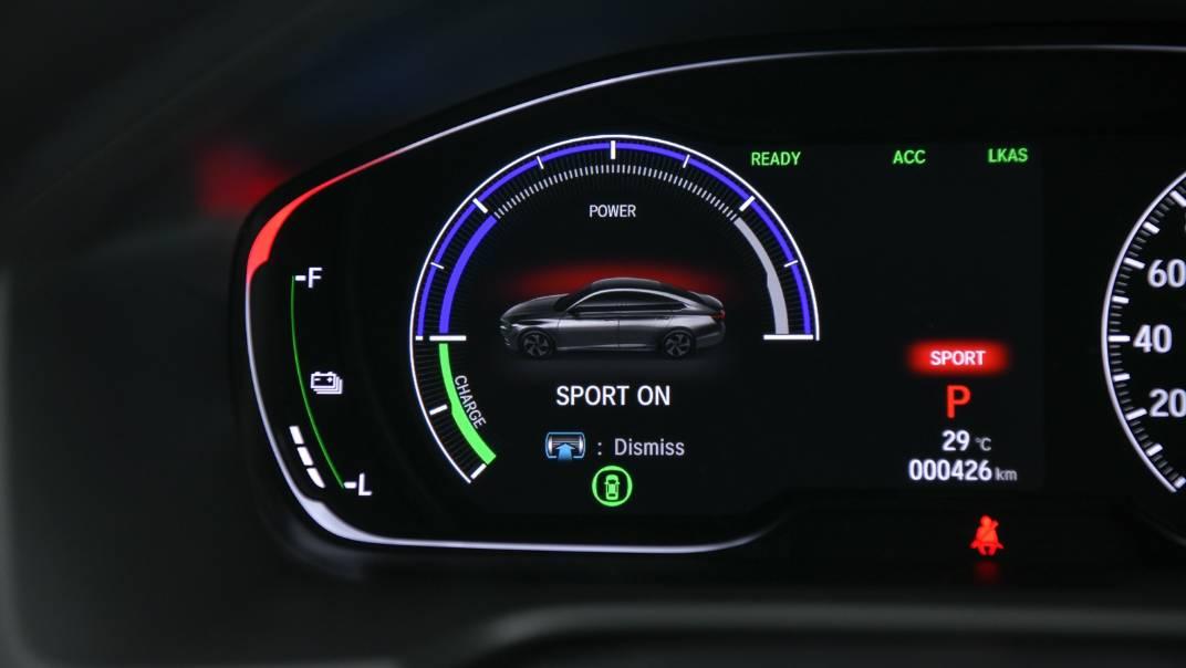 2021 Honda Accord 2.0L e:HEV EL+ Interior 029