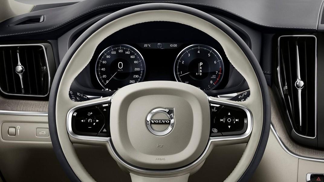 Volvo XC 60 2020 Interior 002