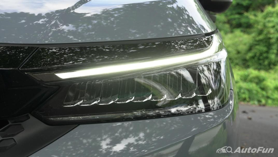 2021 Honda City Hatchback e:HEV RS Exterior 014