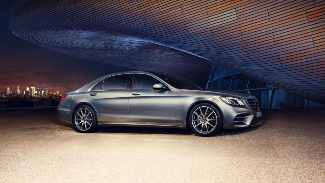 Mercedes-Benz S-Class 2020 Exterior 016
