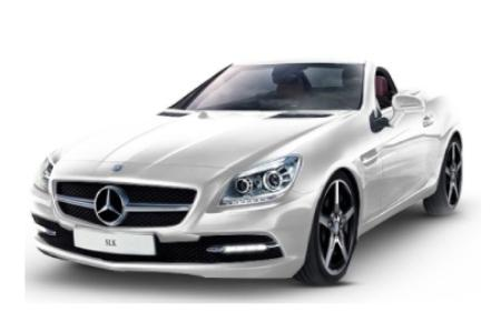 2020 Mercedes-Benz SLK-Class 1.8 200 Carbon Look