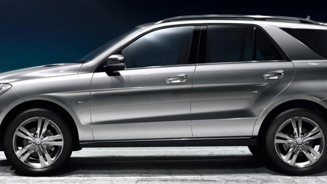 Mercedes-Benz M-Class 2020 Exterior 014