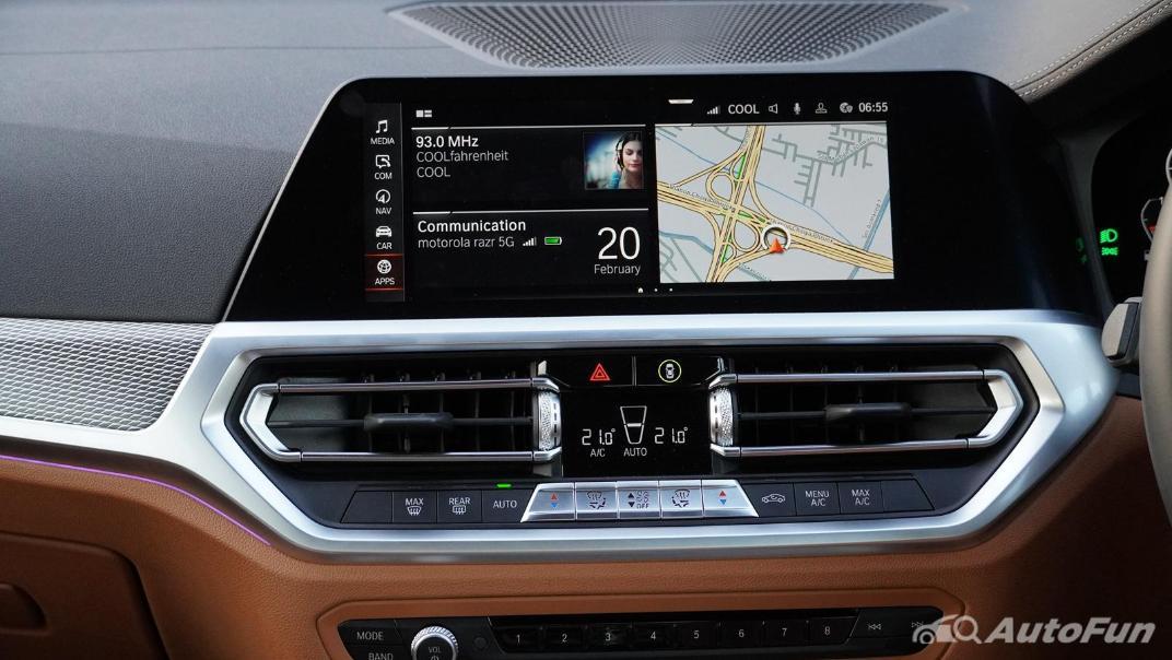 2020 BMW 4 Series Coupe 2.0 430i M Sport Interior 023