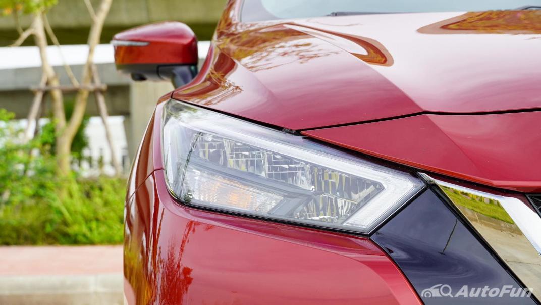 2020 Nissan Almera 1.0 Turbo VL CVT Exterior 013
