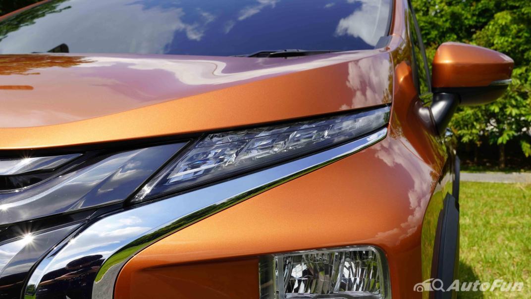 2020 Mitsubishi Xpander 1.5 Cross AT Exterior 018