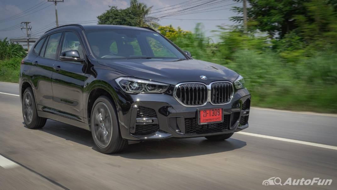 2021 BMW X1 2.0 sDrive20d M Sport Exterior 046
