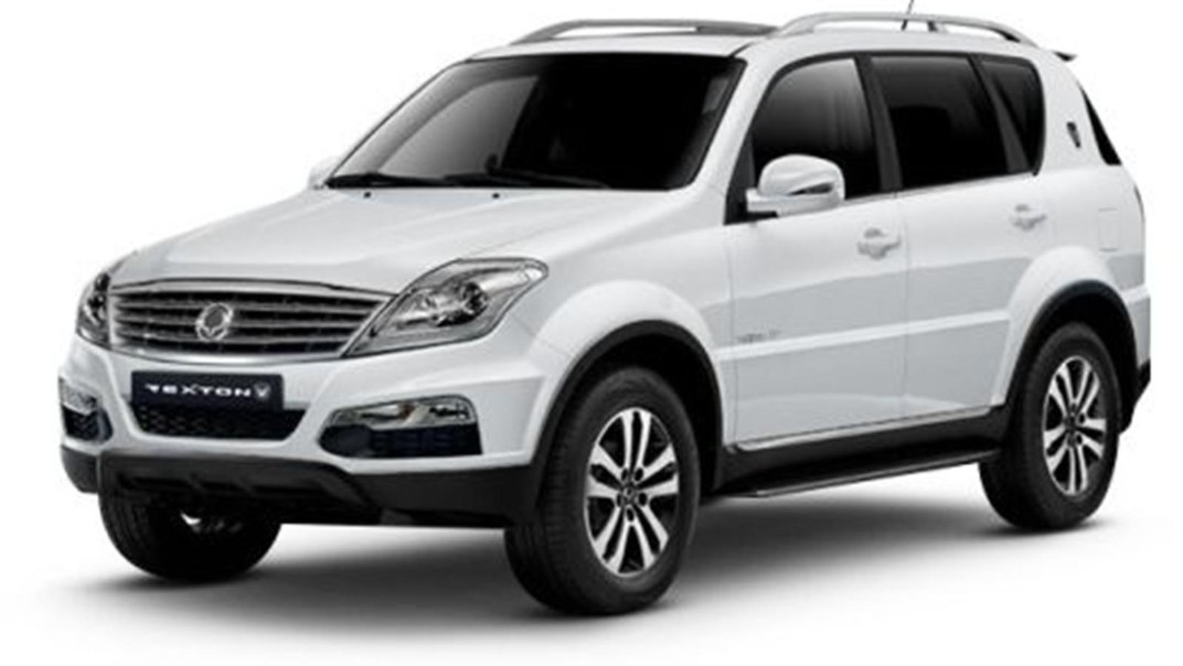 Ssangyong Rexton-W 2020 Others 003
